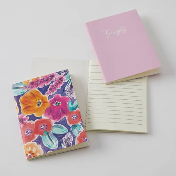 NOTEBOOKS 3 PACK - BOUQUET