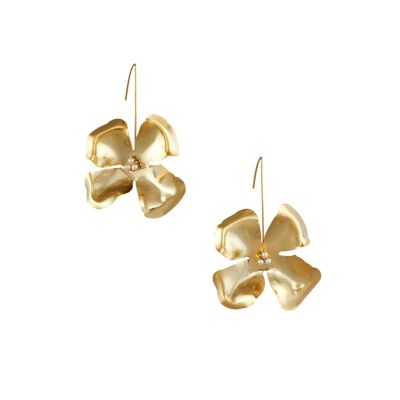 EARRINGS GOLD WILD AND WONDERFUL
