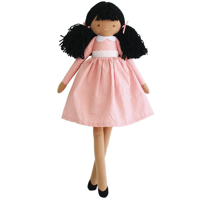 PIPPA DOLL ROSE PINK SPOT