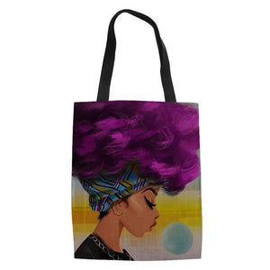 LALIN CANVAS TOTES