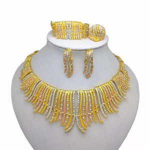 Fashion african Bridal jewelry sets
