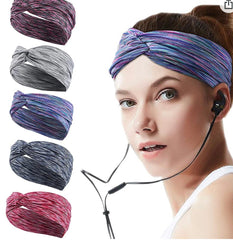 Yoga headbands
