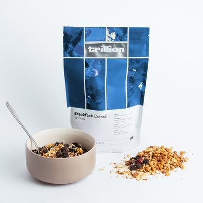 Personalized Hot Breakfast Cereal