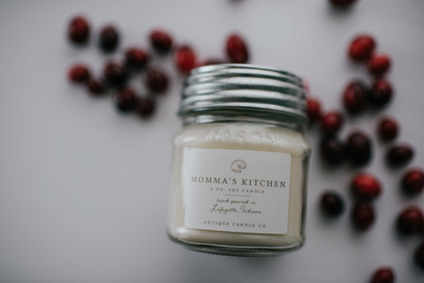 Momma's Kitchen Candle 8 oz