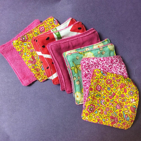 Cloth Wipes : Baby Wipes - Made to Order