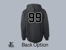 Load image into Gallery viewer, Men Blacksox Arch Performance Hoodie