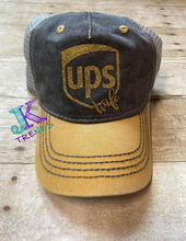 Load image into Gallery viewer, UPS Wife Hat Vinyl Custom