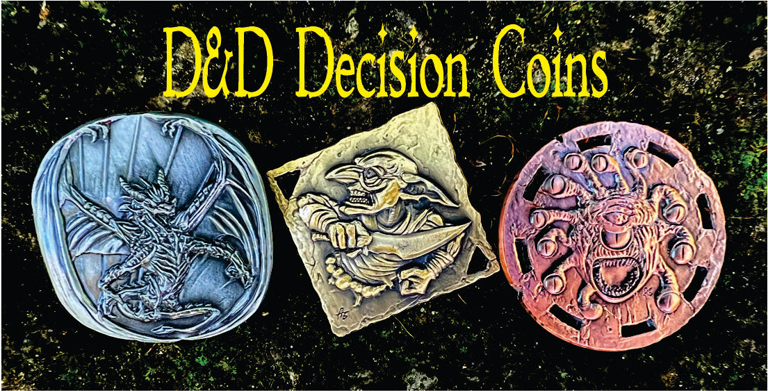Adventure Tokens