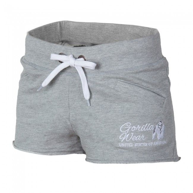 Gorilla Wear Women's New Jersey Sweat Shorts - Kaikki värit