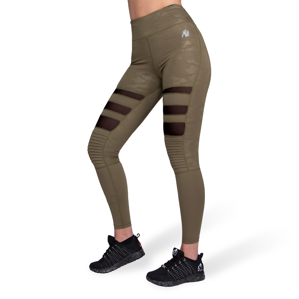 Gorilla Wear Savannah Biker Tights - Kaikki värit