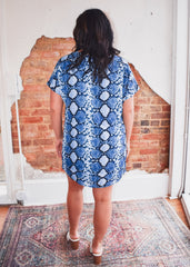 Baker Blues Dress