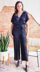 Maeve Jumpsuit -Black