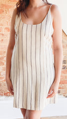 Finn Stripe Dress