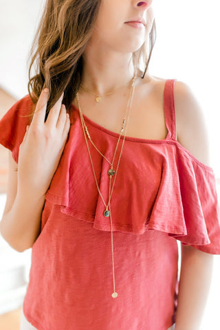Penelope Layering Necklace