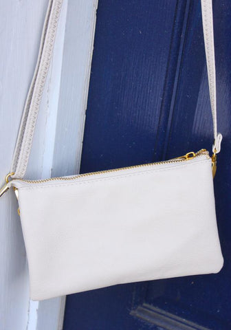 Crossbody Bag -Cream