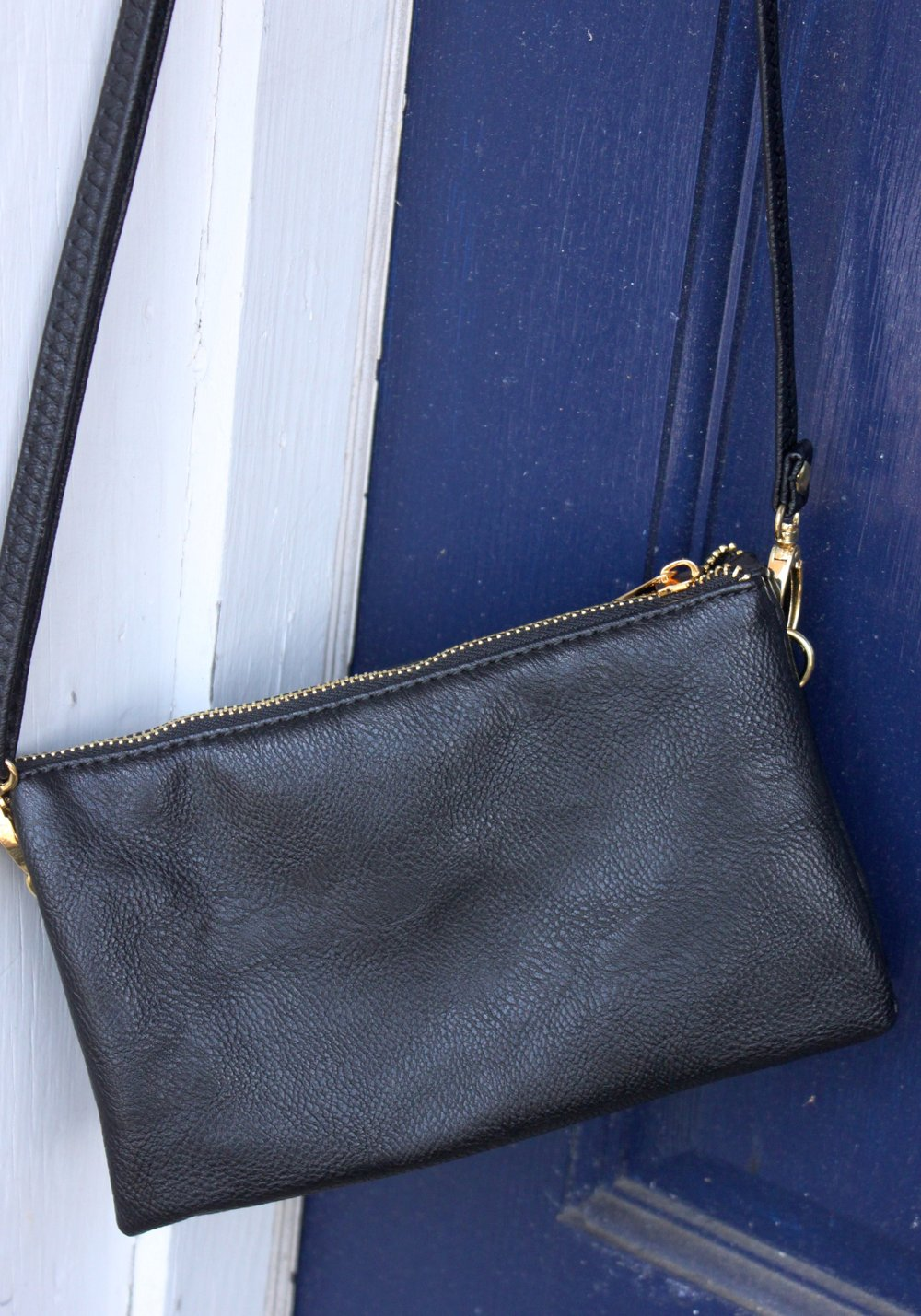 Crossbody Bag -Black