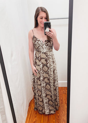 Essex Slither Maxi Dress