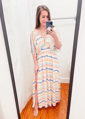 Evelyn Mediterranean Dress
