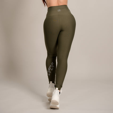 Leggings Green 002