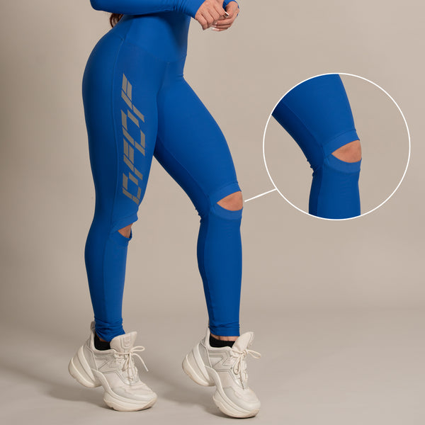 Leggings Blue 002