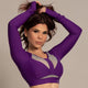 Top Purple 001