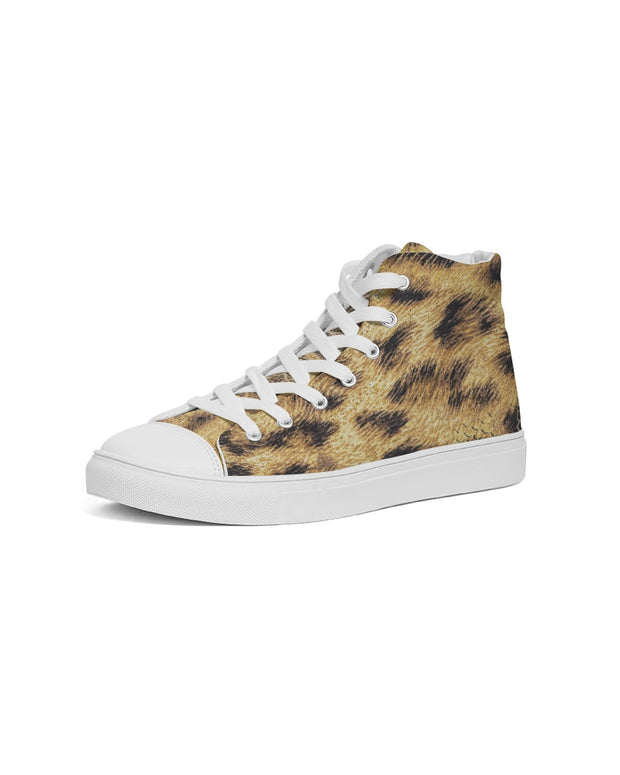 Cultivated Skin Women's Hightop Canvas Shoe