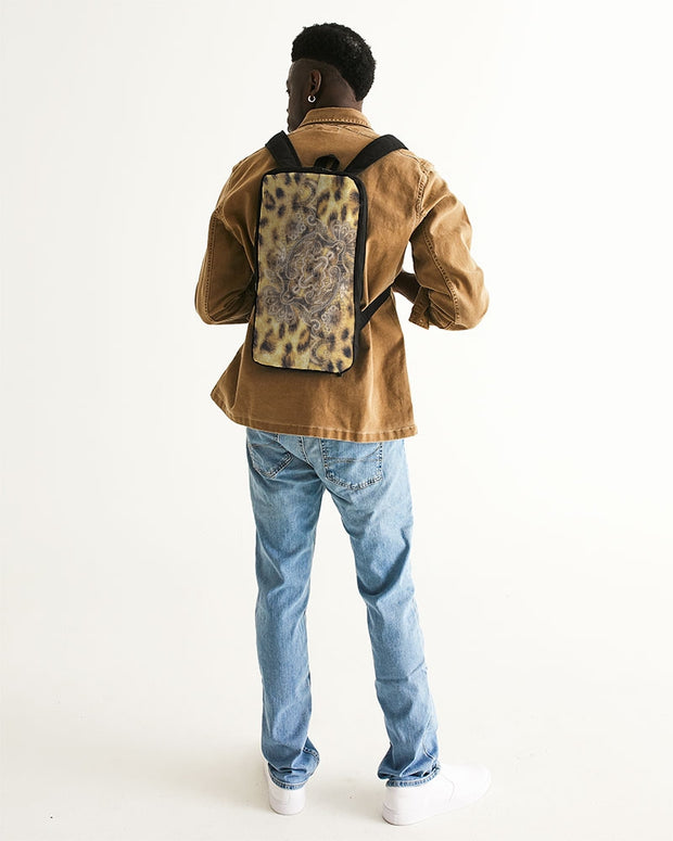 Cultivated Skin Slim Tech Backpack