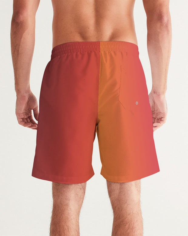 Narvie Barbie Men's Swim Trunk