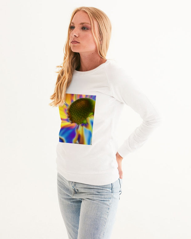 Sunflower High Women's Graphic Sweatshirt