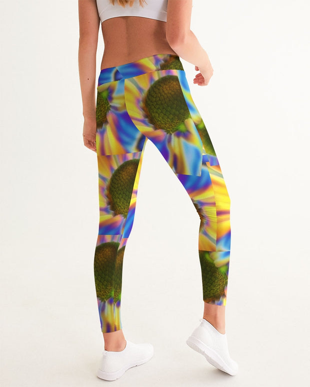 Sunflower High Women's Yoga Pants