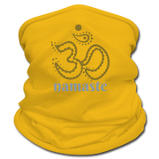 Om Namaste Multifunctional Scarf - sun yellow