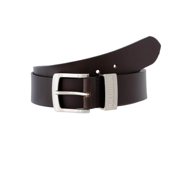 Akubra Dubbo Belt - Brown