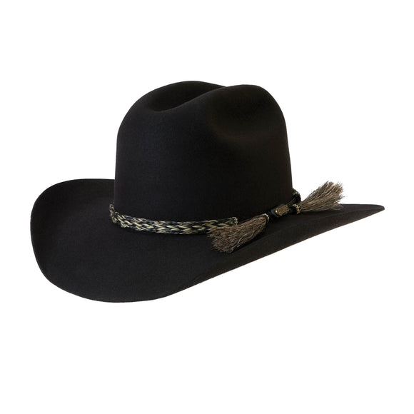 Akubra - Rough Rider - Black