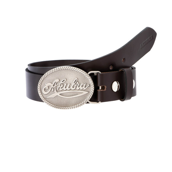 Akubra - Trophy Belt - Brown
