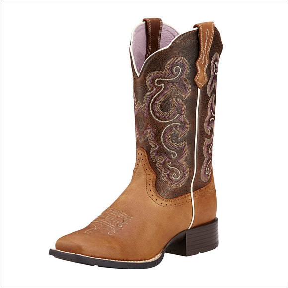 Ariat - Womens Quickdraw Badlands (10006304)