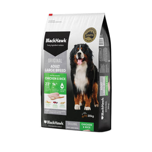 Blackhawk Large Breed Adult Chicken and Rice 20kg
