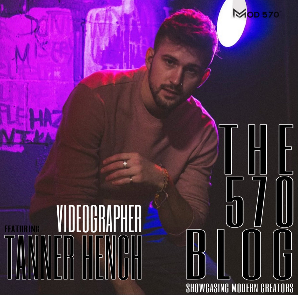 The 570 Blog Showcase - Tanner Hench / THMedia / Videographer