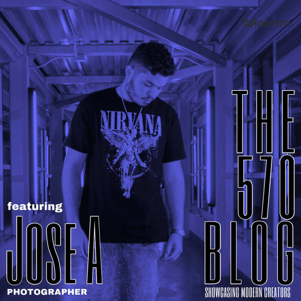 The 570 Blog Showcase - Jose A / Shotbyjosea / Photographer