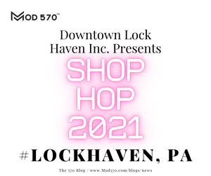 Downtown Lock Haven Inc. / Shop Hop 2021