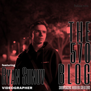 The 570 Blog Showcase - Ryan Sunuv