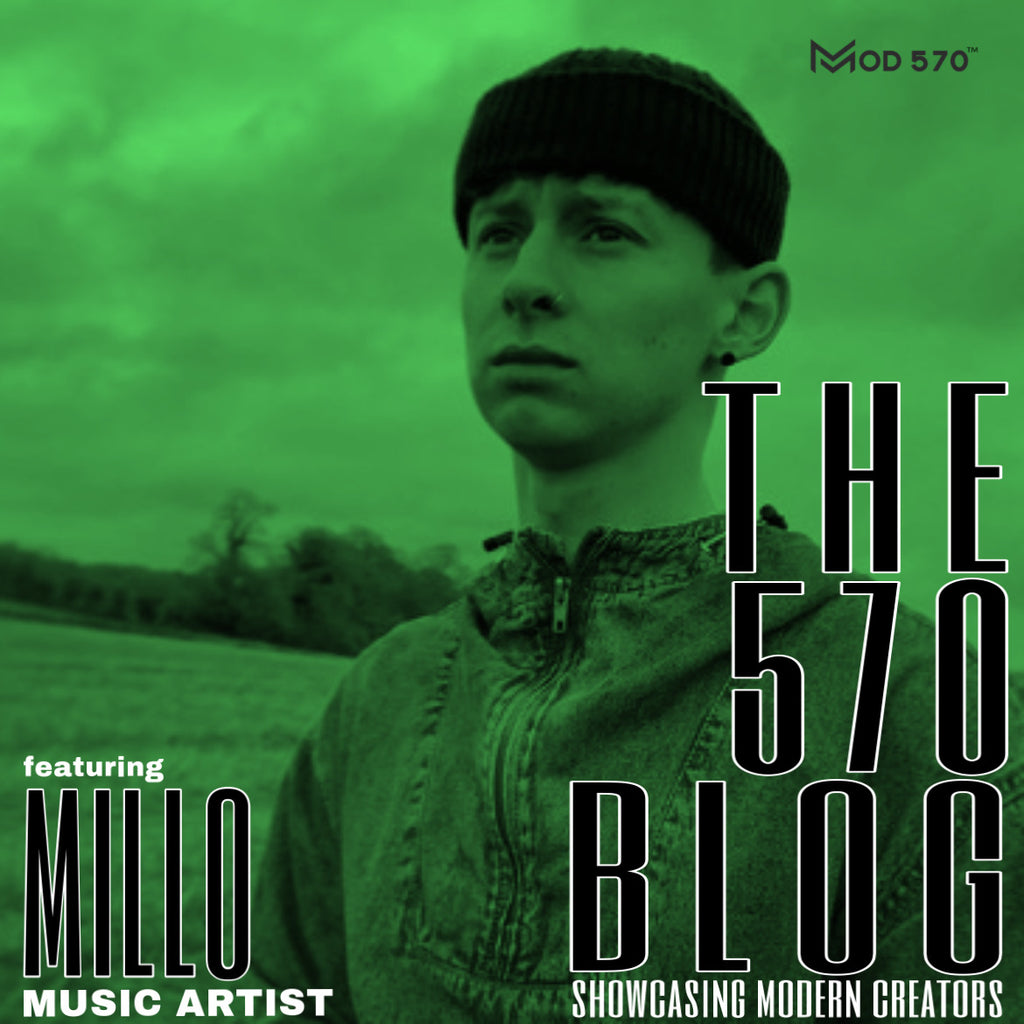The 570 Blog - Millo / Music Artist