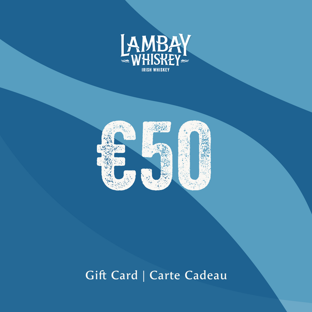 LAMBAY WHISKEY Gift Card - LAMBAY WHISKEY