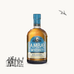 LAMBAY WHISKEY SMALL BATCH BLEND 40° 70CL