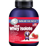 Solid Muscle - Whey Protein Isolate