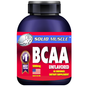 Solid Muscle - BCAA  300 grams