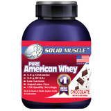 Solid Muscle - Pure American Whey