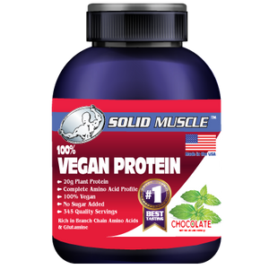 Solid Muscle - Vegan Protein