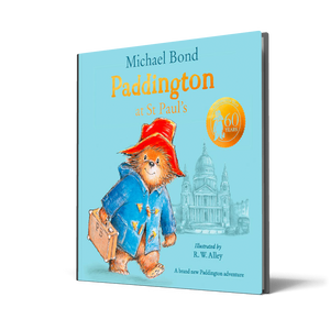 Paddington at St Paul's' (hardcover) book