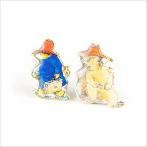 Set of 2 Paddington Pin Badges 30mm