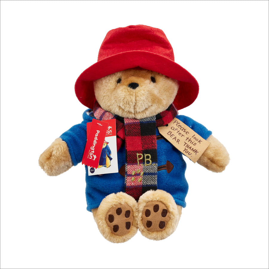 Paddington Plush 60th Anniversary With Scarf